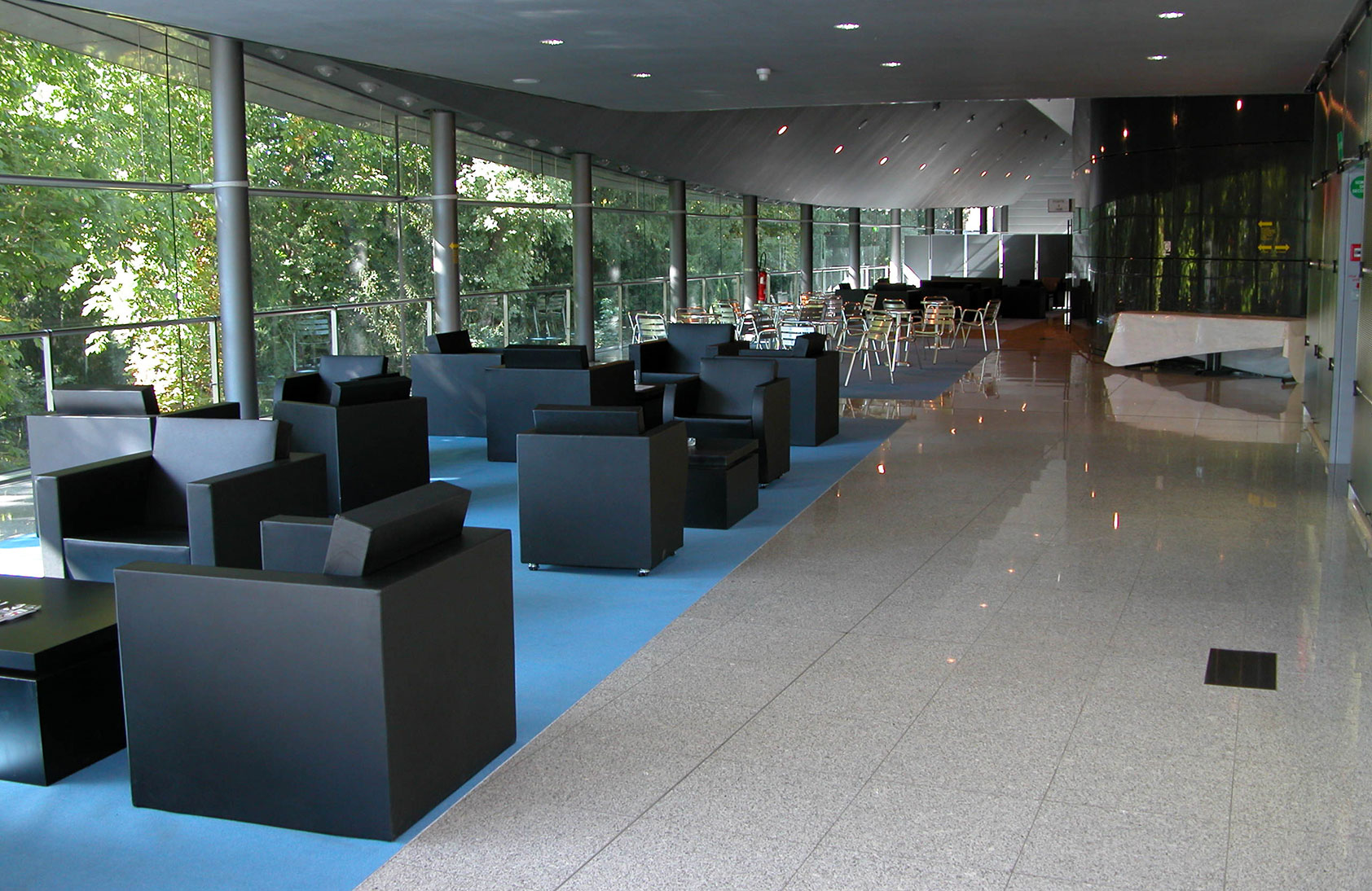 Foyer des auditoriums