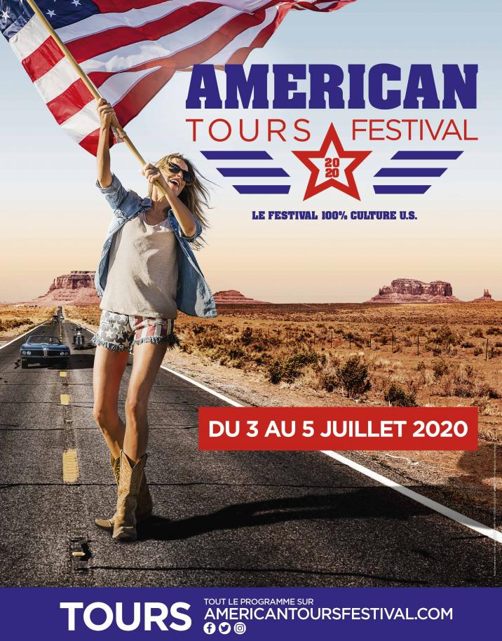 Affiche American Tours Festival Early Birds