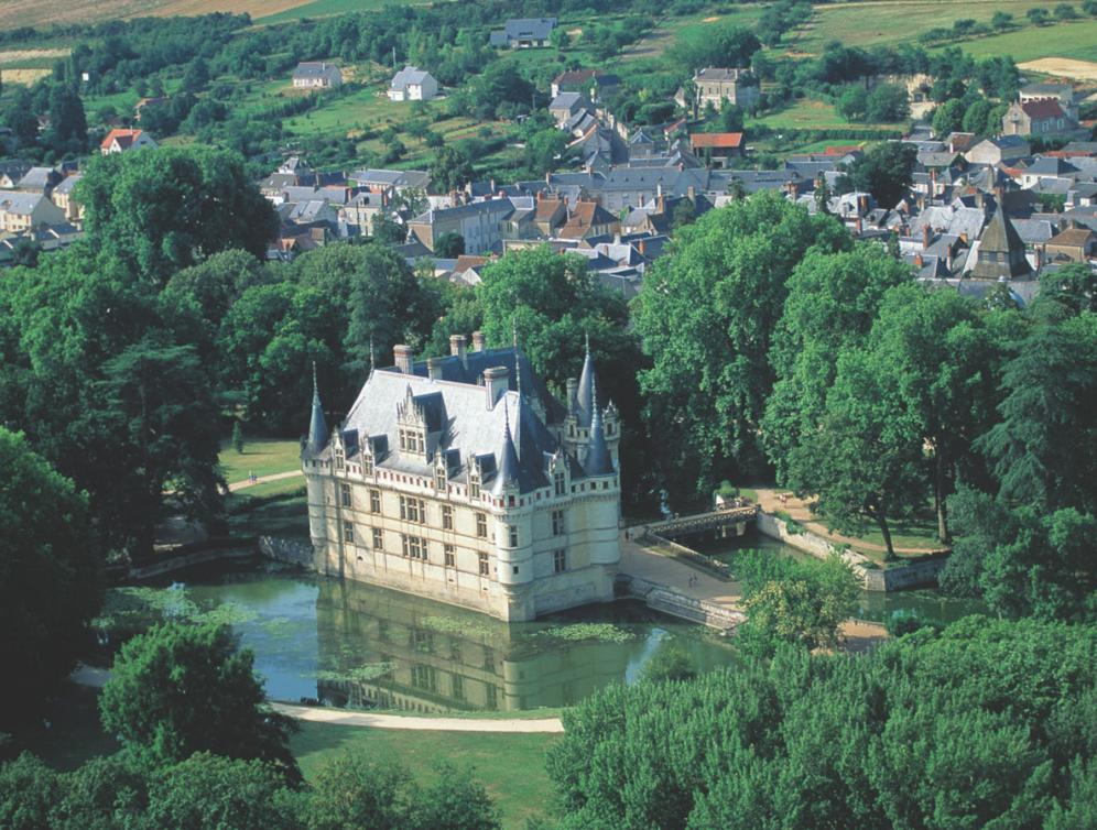 Une destination attractive tours ev nements - Code postal azay le rideau ...
